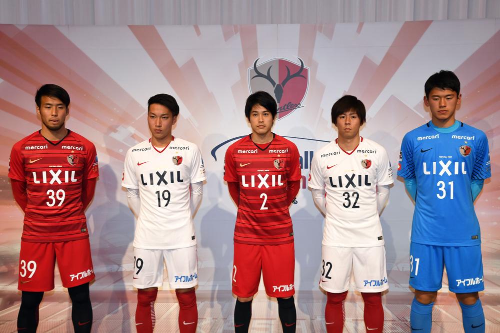 日本代表 新ユニフォーム 2018