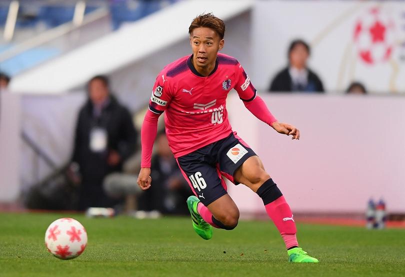 キャプテンマークをつけた清武弘嗣「今、すごくサッカーが楽しい ...