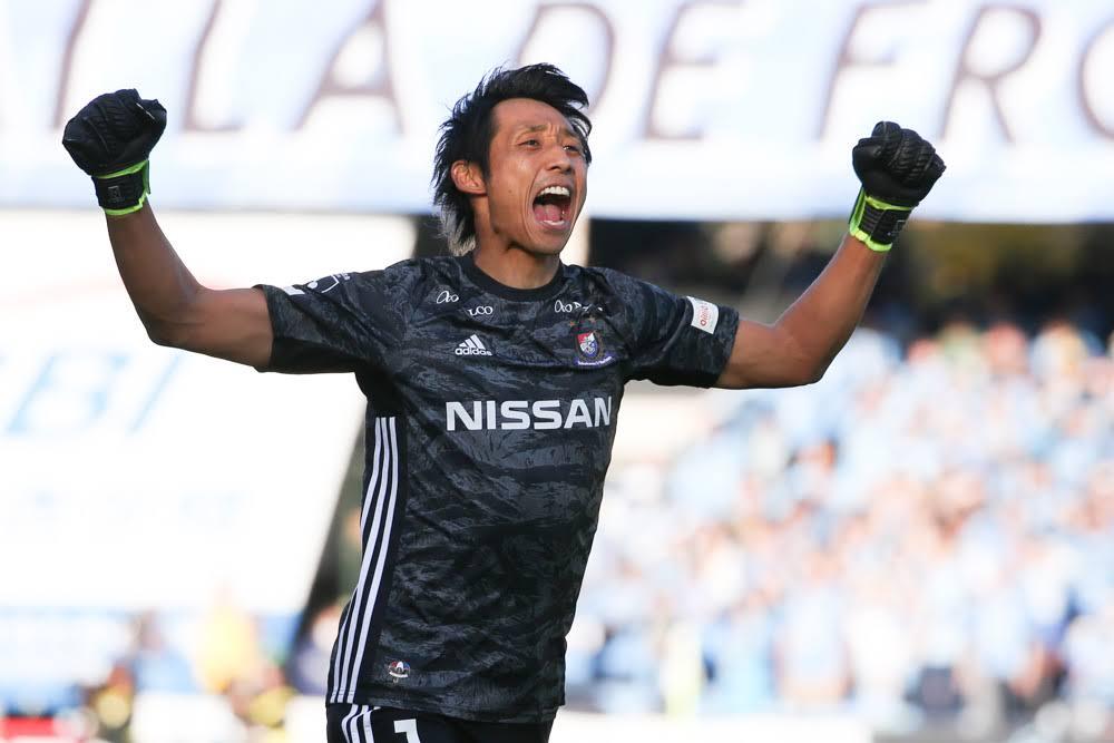 【横浜FM】GK朴一圭が誓う「真の王者になるため」。質も結果もナンバーワンで頂点へ――