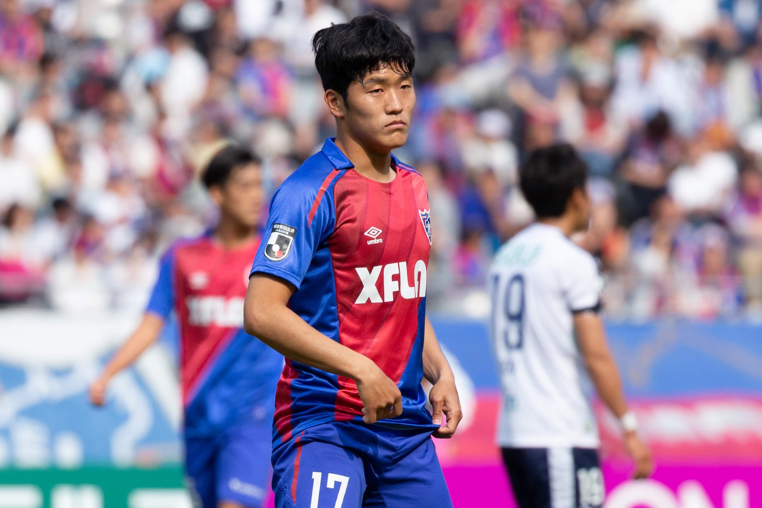 【移籍情報】FC東京MFナ・サンホが城南に期限付き移籍「成長して戻ってきます」