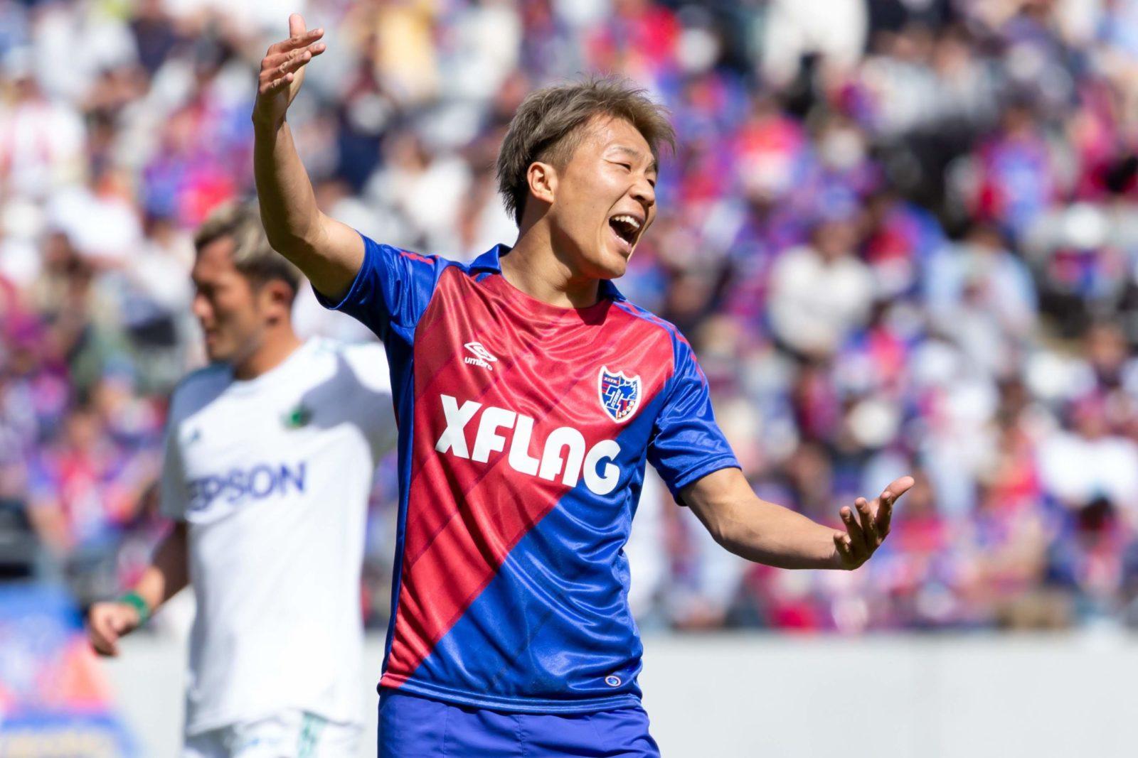 【FC東京】永井謙佑が先制、蔚山現代のパスサッカーに逆転負け。最終パース戦でGS突破を目指す