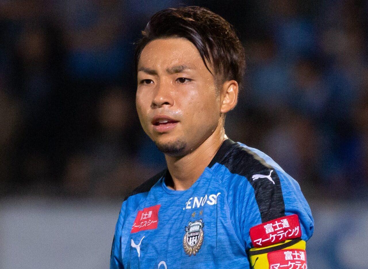 【川崎】小林悠、家長昭博、三笘薫ら17選手と鬼木達監督の契約合意を発表