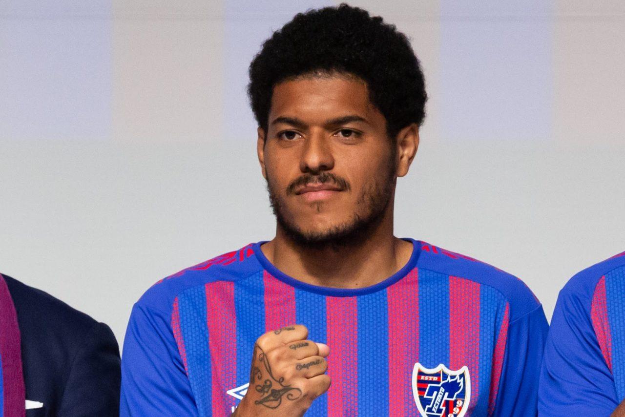 ルヴァン杯MVP、元ブラジル代表FWレアンドロが鹿島からFC東京に完全移籍 | サカノワ
