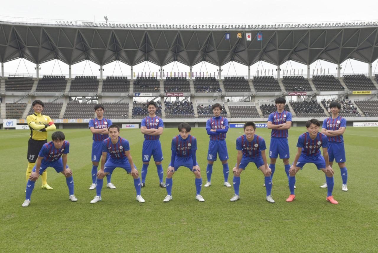 サッカー 高校 帝京 長岡