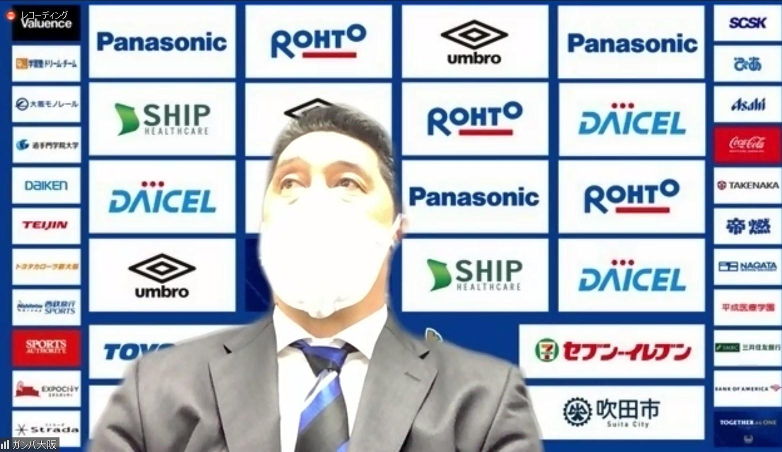 Photo of 【G大阪】松波正信監督の体制継続を正式発表。条件面などマッチせず。小野社長「4つの理由」を挙げる   サカノワ   サカノワ